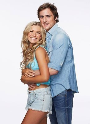 He perfect couple in neighbours