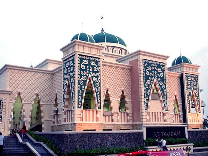Al Taubah Mosque - Jakarta, Indonesia #PINdonesia