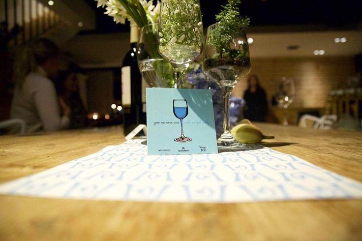 ¿Quien ya probó el Pinot Grigio de Mezzacorona? Más imágenes del evento con la bodega Mezzacorona de Italia