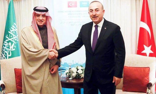 "Saudi kecam milisi Syi'ah di Suriah  Menlu Saudi Adel al-Jubeir ketika bertemu Menlu Turki Mevut Cavusoglu (Arab News)  Arab Saudi memberikan kecaman atas intervensi Iran dan militan Syi'ah di Suriah. Karena dianggap dapat menghambat upaya solusi damai. Dalam konferensi pers bersama Menlu Turki di Ankara Rabu (8/2) Menlu Saudi Adel al-Jubeir mengatakan: ""Tujuan kami adalah untuk menjaga persatuan Suriah serta membantu bangsa itu memulihkan keamanan dan stabilitasnya sehingga rakyat Suriah…"