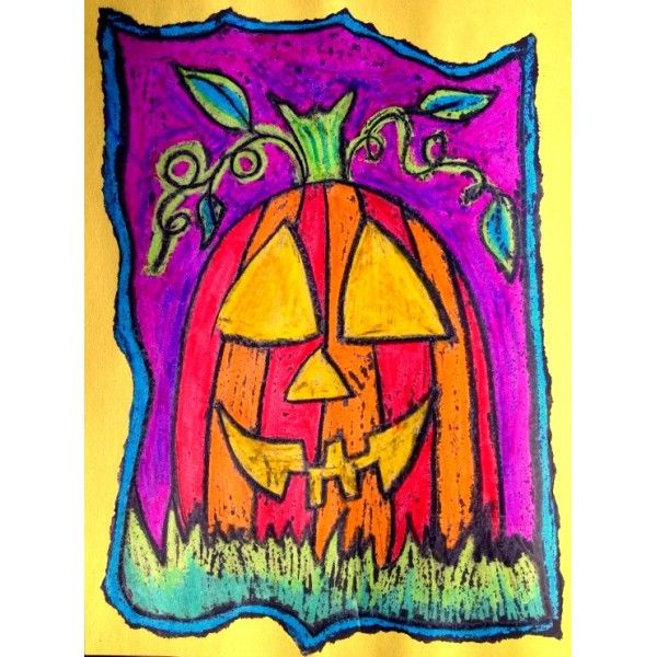 189 best affiches pour la classe images on pinterest - Tete de citrouille pour halloween ...