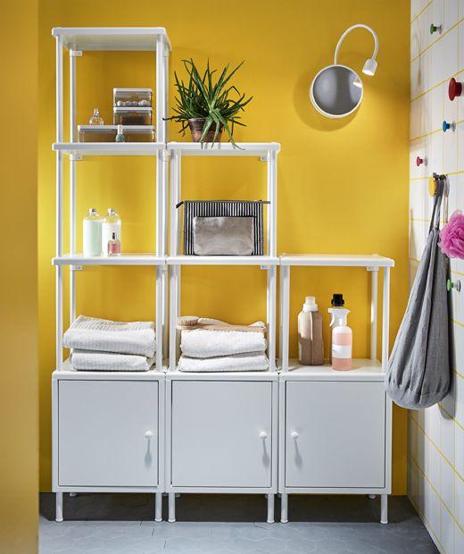 26 best La salle de bain IKEA images on Pinterest 2 in, Bathroom