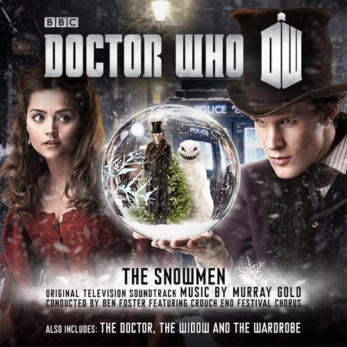 The Snowmen - The Doctor, The Widow & The Wardrobe