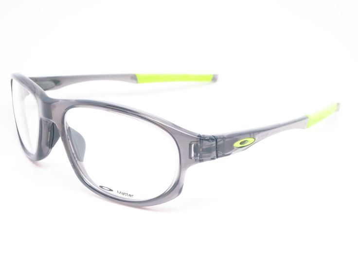 Oakley Crosslink Strike OX8048-0256 Grey Smoke Eyeglasses