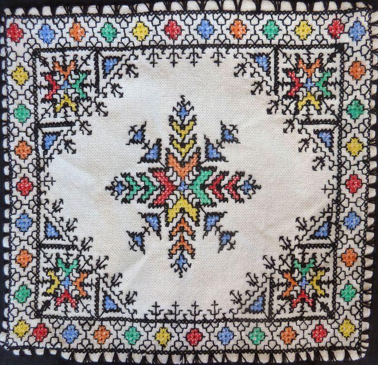 16 Best Broderie Marocaine Images On Pinterest