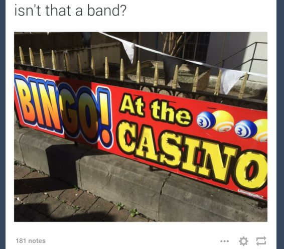 This classic mix-up. | 24 Tumblr Posts Only Pop-Punk Fans Will Laugh At