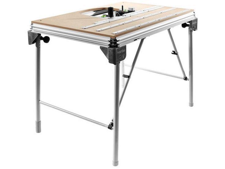 Festool MFT/3 Conturo Multifunction Table MFT 3