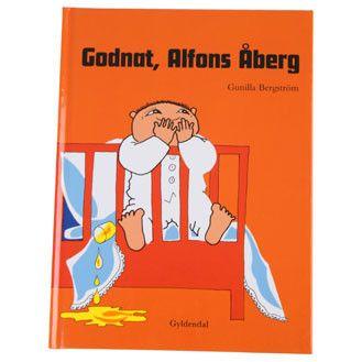 Bog Godnat Alfons Åberg