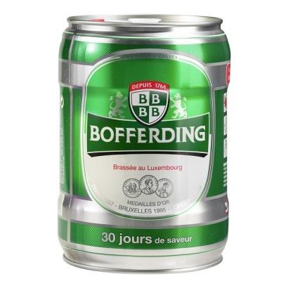 Fut bière Luxembourg BOFFERDING