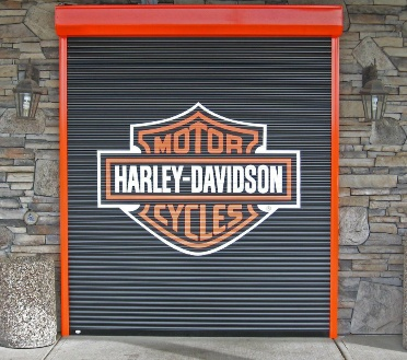 "Enhancing your roll shutter could be as ""simple"" as adding your logo."