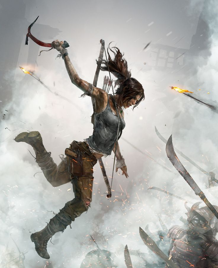 (4/13) Tomb Raider: Never before has a series made such an amazing comeback.  Character development and story at its finest! i loved this lady my whole life.the new tomb raider is incredible but i still love the old ones too;)