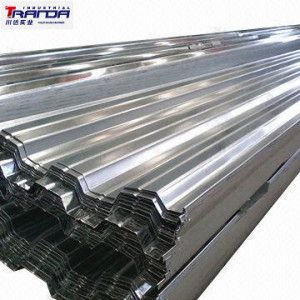 Metal Roofing Sheet Cgi Cgl/Gi/Galvanized Corrugated Steel Iron Roofing Sheets