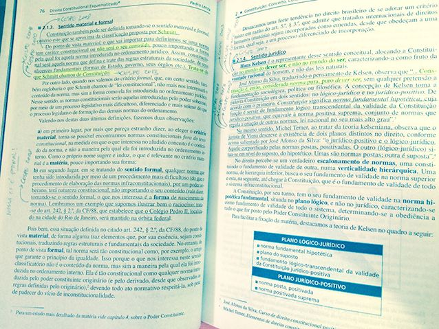 Pedro Lenza (Direito Constitucional Esquematizado) – Tática dos Feras