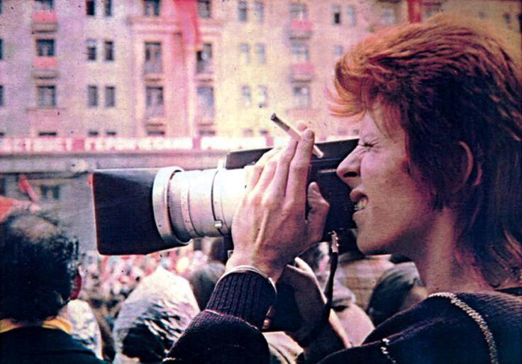 """Фотографии Дэвида Боуи выставят в """"Новой Голландии"""""""