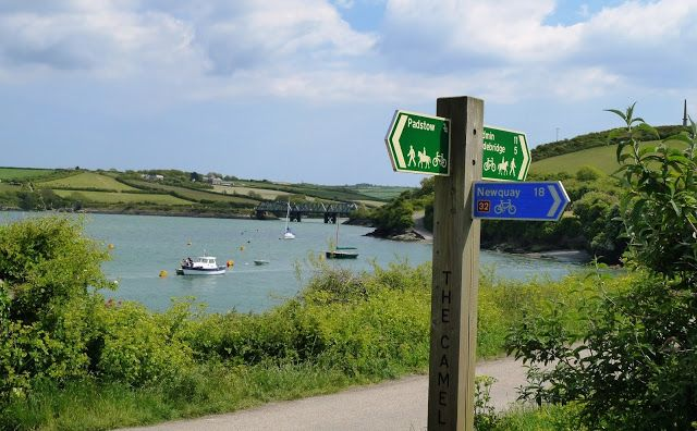 The Camel Trail - Padstow to Wadebridge