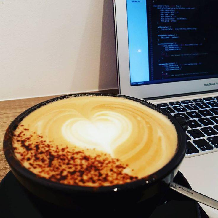 well isnt that just pretty coffee cappuccino nodejs gulp