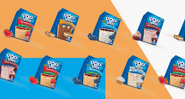 The Most Popular Pop-Tart Flavors: 30K Reviews
