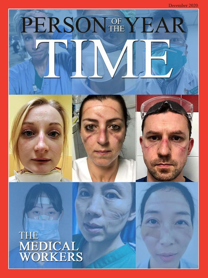 Person Of The Year The Medical Workers Medical Funny Nurse Quotes Person