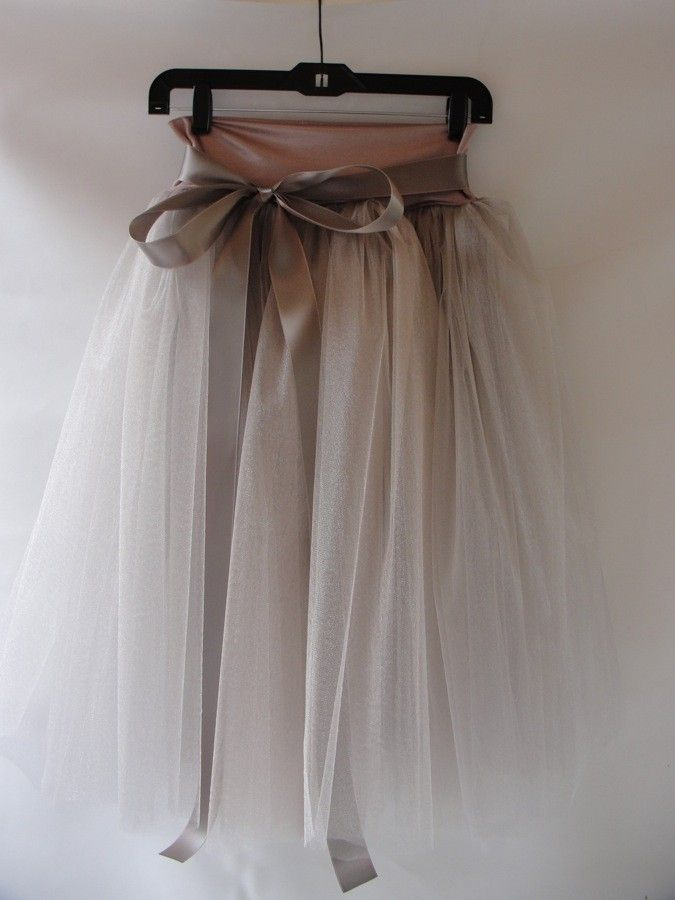 A little obsession with Tulle skirts at the moment