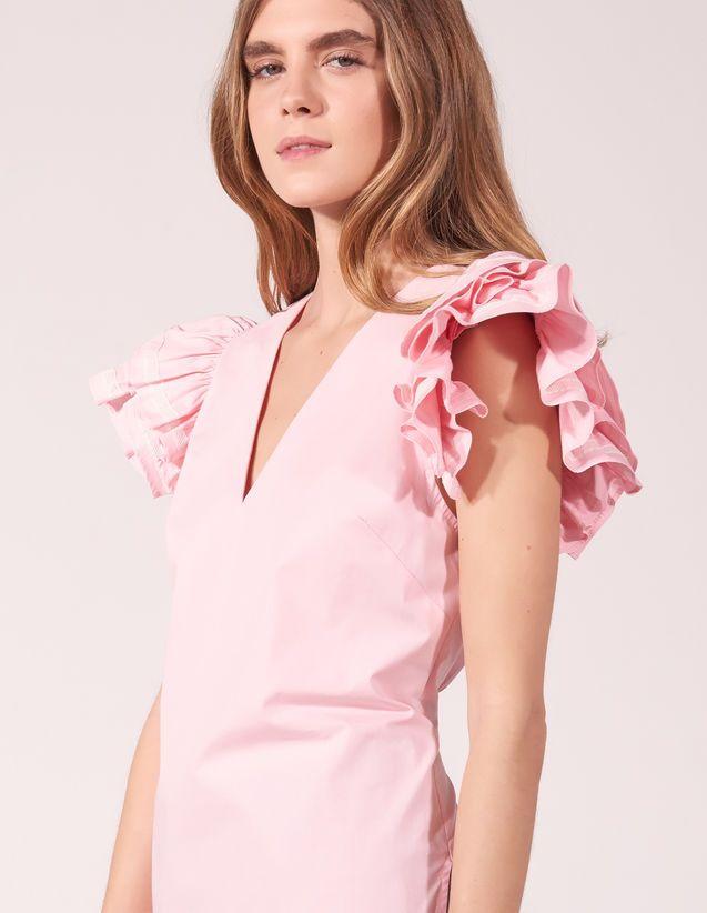 Starway, Pink, | sandro-paris.com