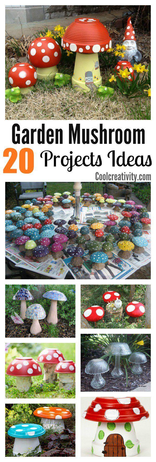 Best 25+ Garden mushrooms ideas on Pinterest