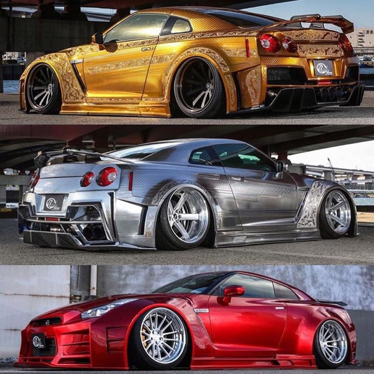 Not a fan of the rims but I'll take the cars!