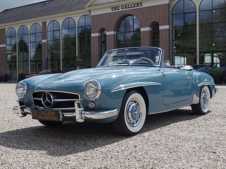 1960 Mercedes - Benz 190 SL