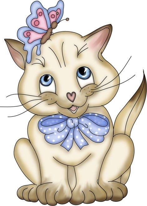 Varieté de Láminas para Decoupage: Picasa Web, Web Albums, Clipart Patterns, Kitty Cat, Art Cat Cut, Cat Cut Gatos, Clip Art, Baby Clipart, Cats Cut Gatos