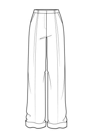 A/W 15/16 Design Direction: Womenswear trousers