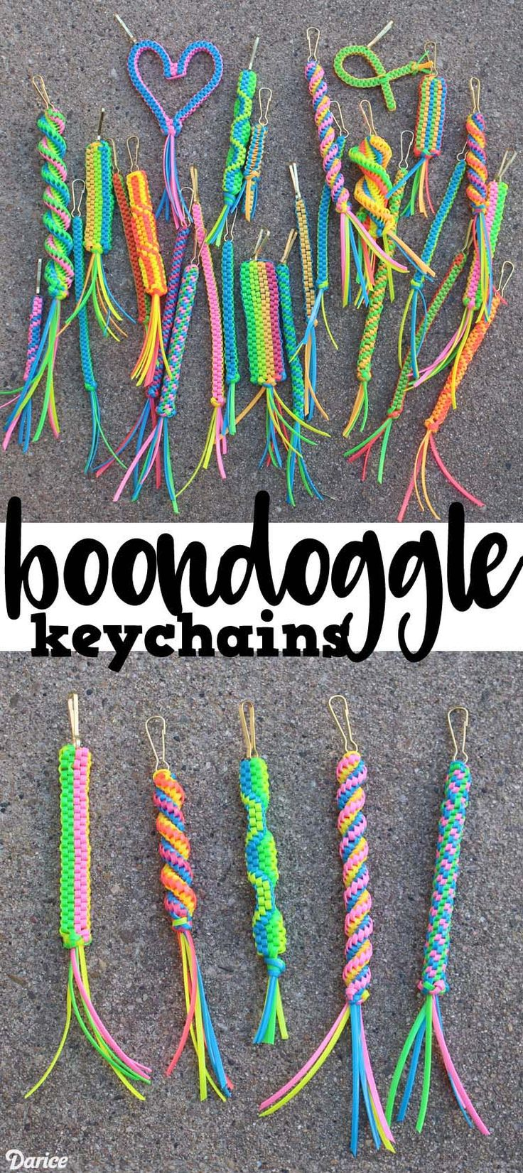 How-to-Make-Boondoggle-Keychains-Darice-1