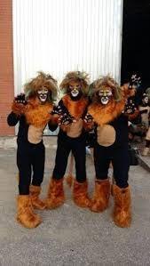 Resultado de imagen de disfraz leon casero