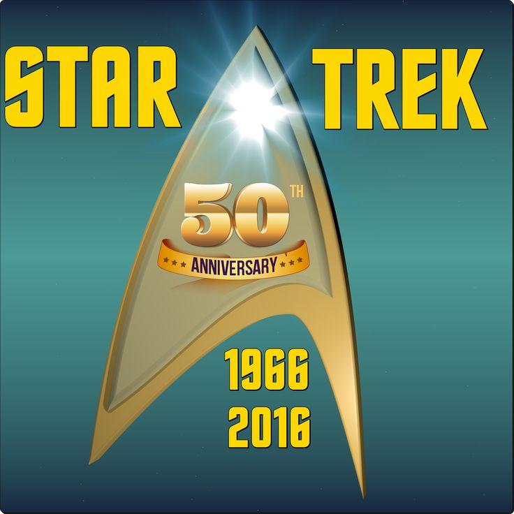 Star trek 50th anniversary date
