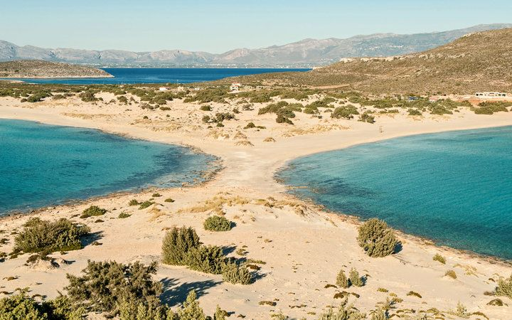 Best Beaches in Greece: Fragos (Simos), Elafonisos