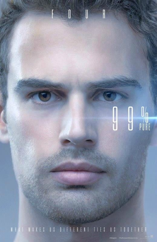 Four_Allegiant movie poster