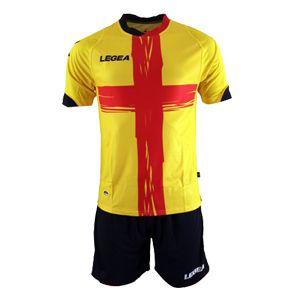 Футбольная форма LEGEA ISTANBUL (желт/красн)