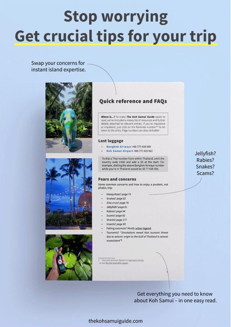 the koh samui guide 2018 pdf