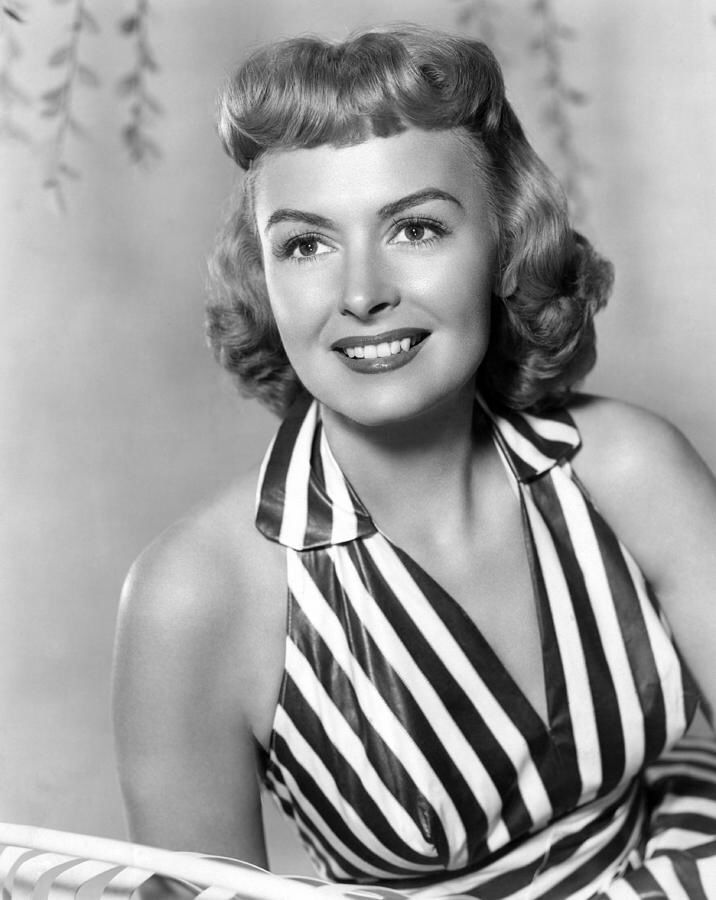 """the50sbest: """"Donna Reed, 1950s """""""