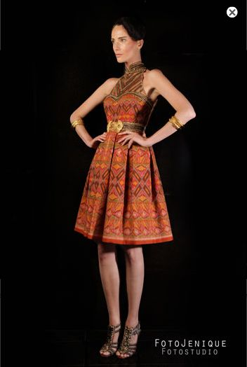 Elegant And Cool Indonesia Clothing  - Priyo Oktaviano