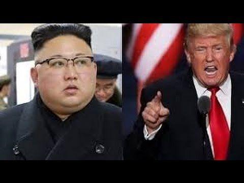 A Marinha Americana Desloca Se Para a Coreia do Norte - É Começo Da Terc...