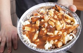 French Canadian Poutine