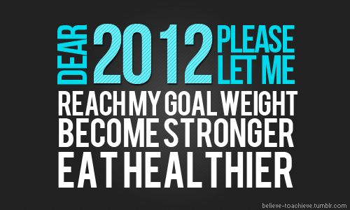 This is my year!: Health Fitness Workout, Fitness Workouts, Weight Loss, Healthy, 2012 Goals, Fitness Motivation, 2012 Goal Weight Last, Dear 2012