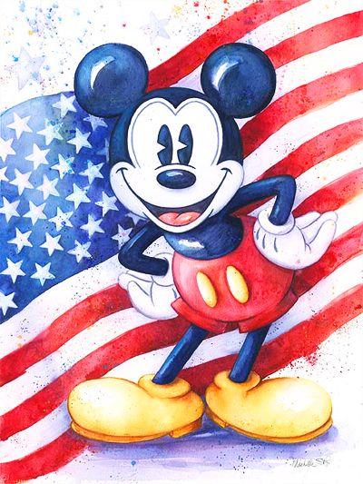82 Best Disney Patriotic Style Images On Pinterest
