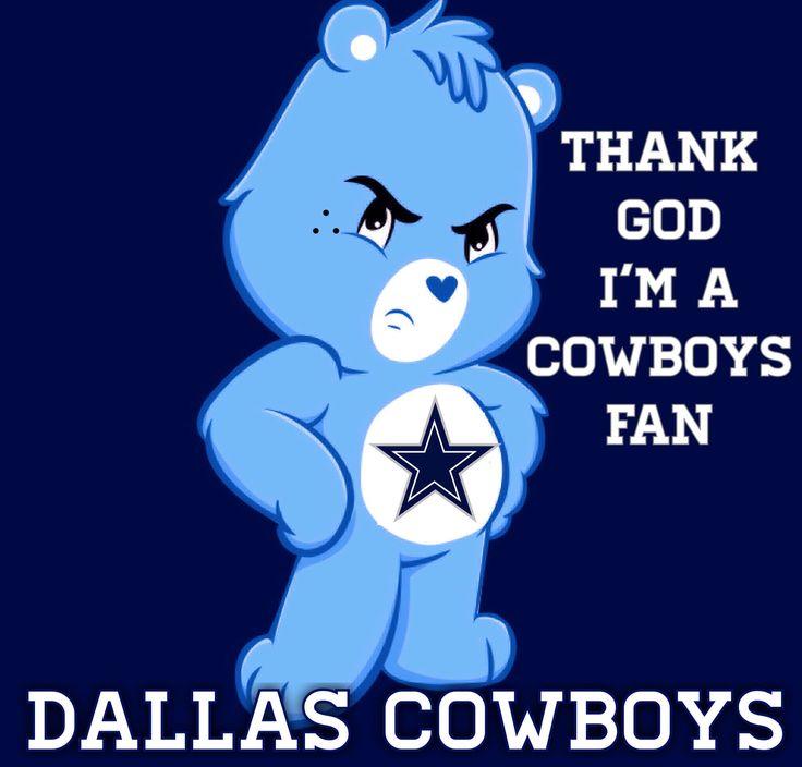 Dallas cowboys bear wow Dallas go Dallas I love Dallas