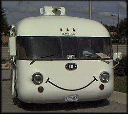 The only camper as cool as a VW Westy ... the Corvair Ultravan.