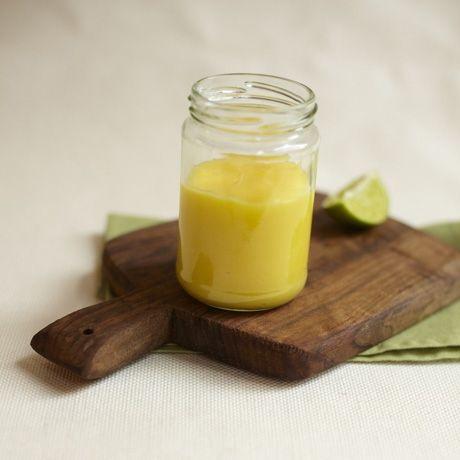 Geleia inglesa de limão