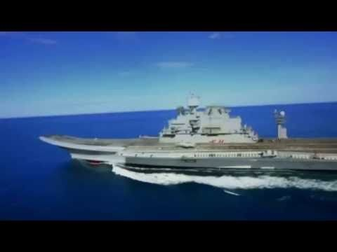 LA ARMADA RUSA - Военно Морской Флот - YouTube