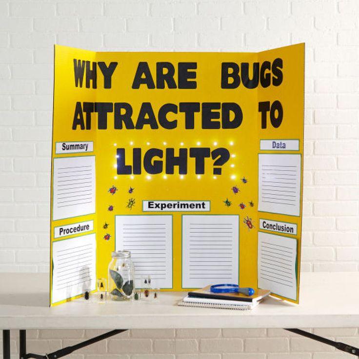 DIY Science Fair Presentation