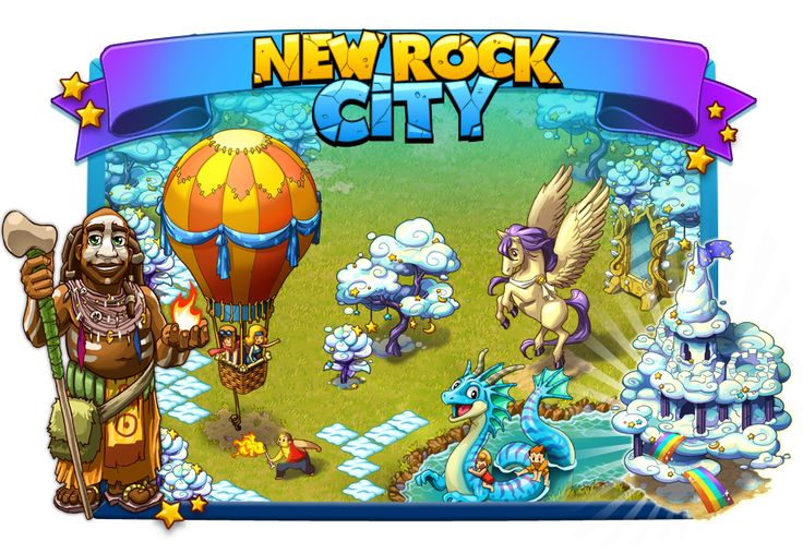 New Rock City: Dreamer's Day