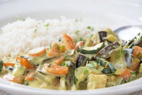 Asiatische Gemüsepfanne - Rezept
