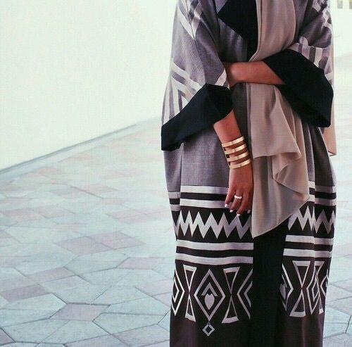 Gorgeous Dubai Abaya